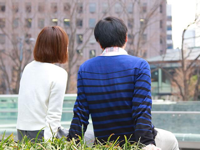 距離が縮むカップル